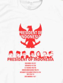 PRESIDENT OF INDONESIA,PRESIDENT, INDONESIA