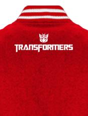 Jaket Varsity Transiformers,Transformers, Jaket Varsity Transformers