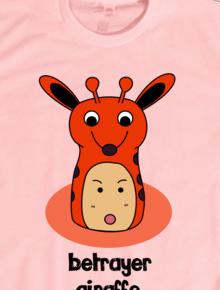 Betrayer Giraffe,Running Man