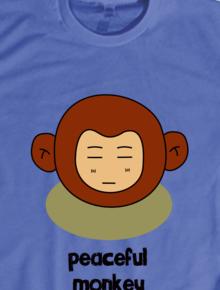 Peaceful Monkey,Running Man