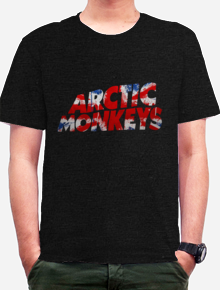 ARCTIC MONKEYS _ Band Musik,ARCTIC MONKEYS, Band, Musik, England, British, Geek, Fans, Tipografi, Love