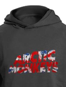 ARCTIC MONKEYS _ Hoodie,ARCTIC MONKEYS, Hoodie, Jaket, Band, Musik, England, British, Geek, Fans, Tipografi, Love