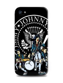 Casing Ramones,casing, musik, iphone, android, handphone