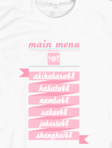 main menu 48 family,akb48, jkt48, 48family