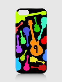 guitars,guitars, musik, colorful