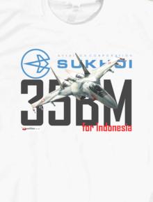 Sukhoi Su-35BM for Indonesia MM00035KO ,Sukhoi, Penerbangan, TNI, TNI-AU, Pesawat, Tempur, Flanker, Russia, Angkatan Udara, Su-35