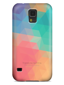There No Next Time Its Now Or Never,Casing Handphone, Asteria, Hipster, Colorful