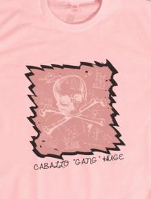 Skull Street Art 2,Geek, vintage, Caballo, funny, cool, gaul, keren