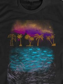 Night Beach Party,geek, vintage, Surf, #kaosSurf, #kaoscorak, Oleh-oleh, Jalan-jalan, Gift, quotes,