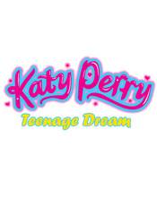 Katy Perry TD White,kaos, kaosoka, kaos musik, kaos band, kaos oblong, tees, kaos katy perry, katy perry, kaos teenage dream, musik