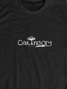 Plain dark OakTheory,oak theory, music, musik