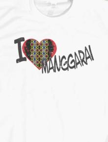 I love Manggarai,MW, caci, manggarai, kaos, baju, manggaraianswear, yurialfred, NTT, Flores