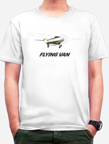 Flying Van II,Grand Caravan, Plan, Aero, Pesawat, Flying