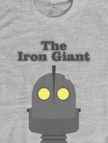 The Iron Giant,Iron Giant, Iron, Giant