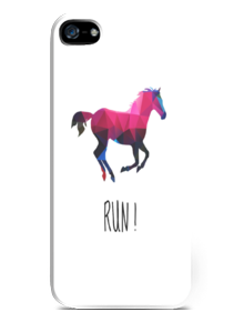 COLOURFUL HORSE,horse,colourful,casing