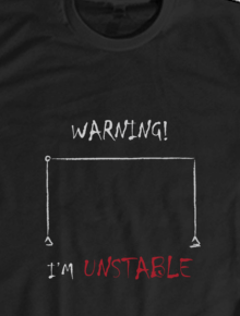 Unstable 02,teknik, teknik sipil, engineer, engineering, humor