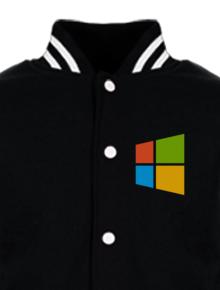 Microsoft,Kaos,twitter,sosmed,buku,indonesia,laruku,lucu,unik,keren,anonymous,anonym,jaket