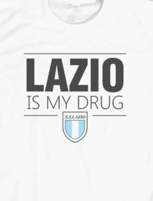 Lazio Is My Drug,lazio, drug, laziale, 1900, football, bola, team