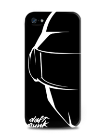 Daft Punk - Thomas,Daft Punk, Thomas, Guy Emanuel, Musik, Music, Simple, Simpel, Black, Hitam
