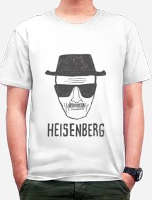 Breaking Bad Sketch Heisenberg,Breaking Bad, Sketch Heisenberg, Kaos Heisenberg, Kaos Walter White