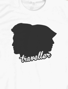 Traveler,Live, Love, Laugh