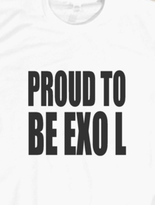 PROUD TO BE EXO L,EXO, FANS, KOREA, KPOP