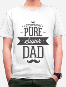 Super Dad,father, day, typography, saying, quote, simple, tipografi, ayah