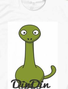 DinDin,dinosaurus,DinDin