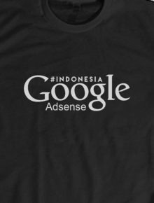 Google Adsense Simple Black,Google Adsense,Blogger,Dollar,Google