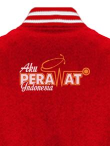 Jaket Aku Perawat Indonesia,kaos perawat, jaket perawat murah, jaket perawat limited edition, kaos medical, kaos bidan, jaket bidan, jaket kesehatan, kaos kesehatan
