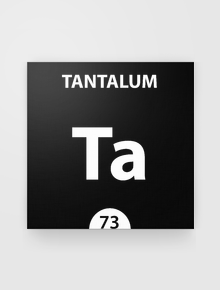Tantalum,ScienceThings, chemical, Tantalum