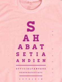 SSA - pink,Sahabat, Setia, Andien, jazz, music, musik, indonesia, singer, idol, fashion