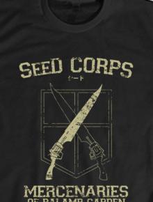 Final Fantasy Seed Corps _ anime,Geek, Hipster, Ilustrasi, Tipografi, Film dan TV, Kartun, Humor, Anime, Final Fantasy, Seed Corps