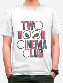 Two door cinema club series one,Musik , Two door cinema club , band , british , T-shirt , kaos , populer , Indie