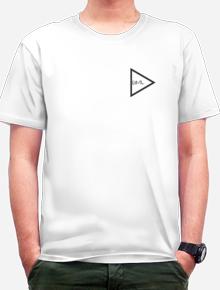 BML Badge T-Shirt,BML , T-shirt , kaos , badge , logo , putih , populer