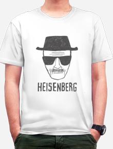 Heisenberg ,Heisenberg , Breaking bad , Kaos , Populer ,Indonesia , Geek , T-Shirt , BML , Sticker , Coffee , Game