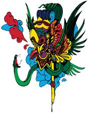Garuda reog