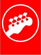 Bass HeadStock,Bass, Gitar, Guitar, Musik, Music