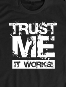 Trust me,L-Men, Trust me
