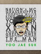 Yoo Jae Suk,Running Man, Yoo Jae Suk, Yoo Hyuk, Ttakji, RMTrustTee