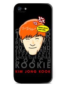 Kim Jong Kook,Running Man, Kim Jong Kook, Kookie, Sparta, RMTrustTee, PhoneCaseRM