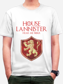 Game of Thrones House Lannister,house lannister, game of thrones, lannister, nerd, cool, red