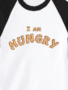 I am hungry,typography, hungry, quote, experssion, text