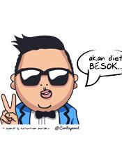 Akan Diet Besok,kuliner, pecinta kuliner, gangnam style, gangnam, psy, ceritaperut, food, food lover, gemuk, gendut, diet