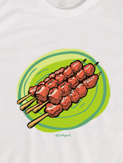 Sate Lover,kuliner, kuliner indonesia, sate, sate ayam, pecinta kuliner, food, indonesian food