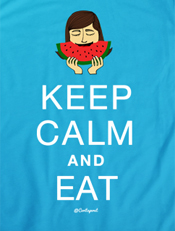 Keep Calm and Eat,food lover, food, kuliner, pecinta kuliner, keep calm and eat