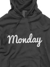 Monday,