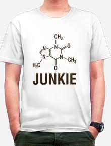 Caffeine Junkie,mencoba belajar caffeine kopi junkie coffee, begadang, geek, @MencobaBelajar