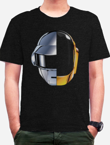 Daft Punk Helmet Unofficial,daft punk, random access memory, get lucky, Guy-Manuel de Homem-Christo, Thomas Bangalter