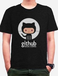 Github Social Coding,github,social,coding,tech,programmer,life,computer,geek,coder,developer,cat